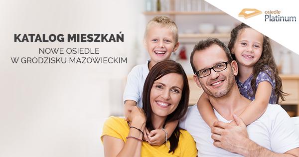 katalog mieszkań - Osiedle Platinum w Grodzisku Mazowieckim